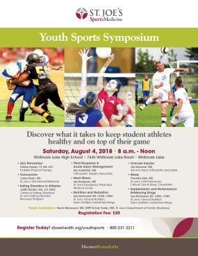 YouthSportsSymposiumFlyer(8.4.18)